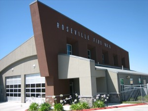 Roseville Fire Station No. 6