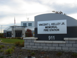Vincent Kelly Fire Station